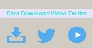 Tips Download Video Twitter Sangat Mudah